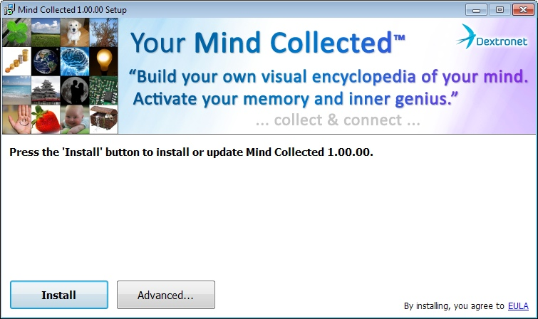 Mind Collected installer